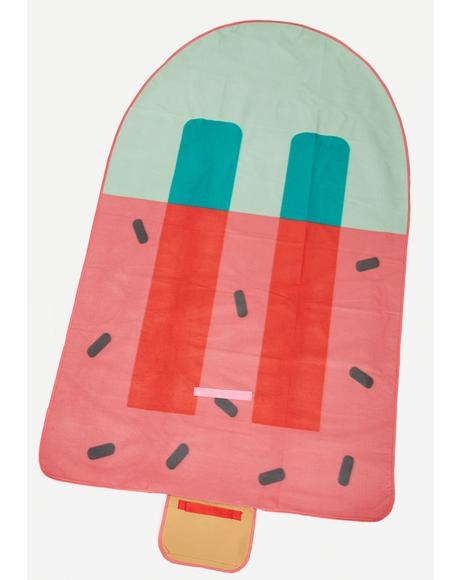 Watermelon Pop Picnic Mat
