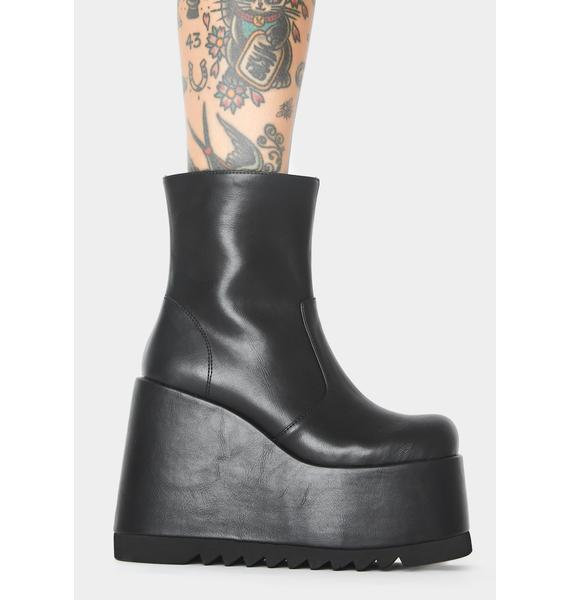 Current Mood City Stomper Platform Boots