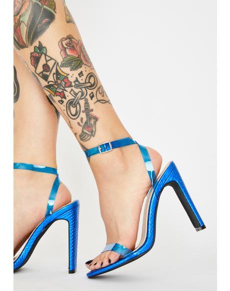 Waldorf Snake Heels
