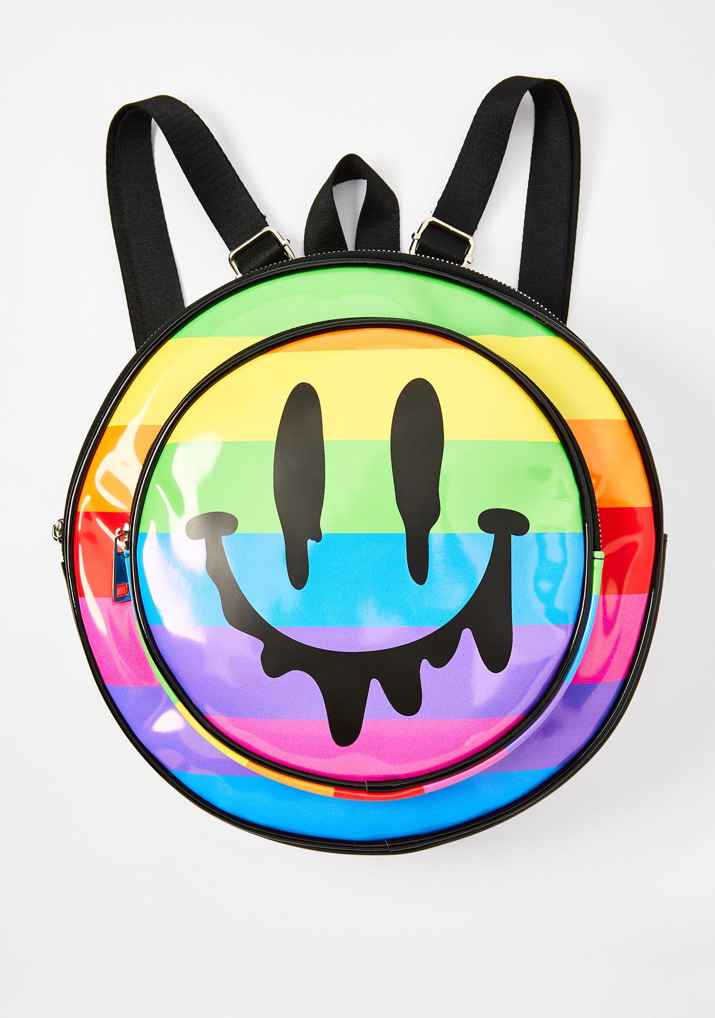 Club Exx Melty Magic Smiley Backpack