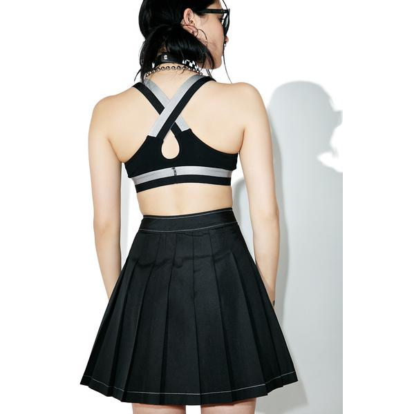 Stussy Anton Ripstop Skirt