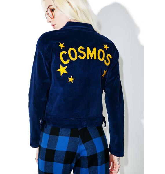 Sugarhigh + Lovestoned Cosmos Postal Jacket