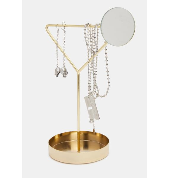 Cocktail Time Jewelry Holder