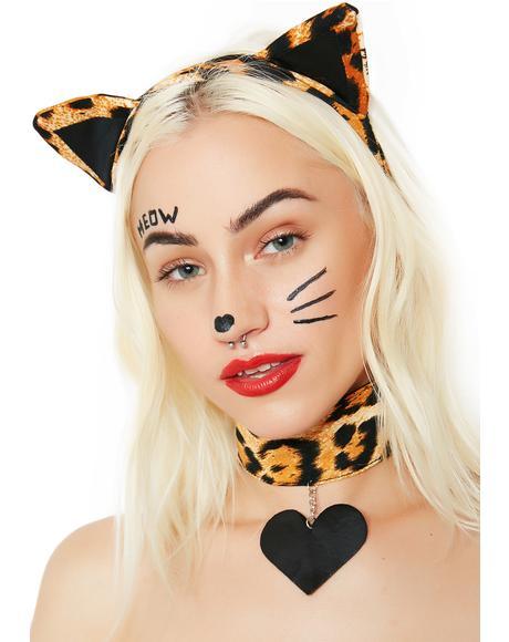Lovely Leopard Kit