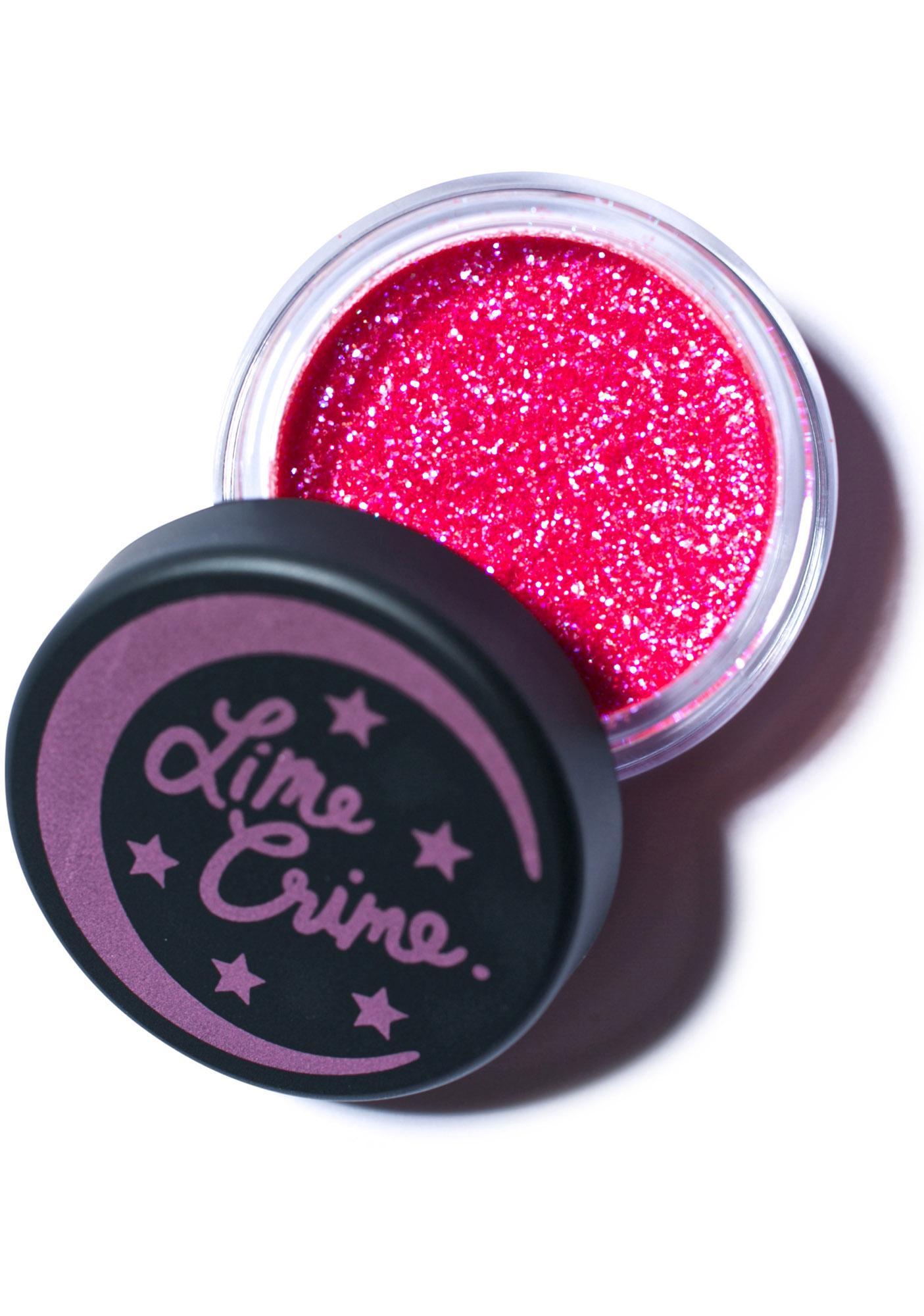 Lime Crime Sagittarius Zodiac Glitter
