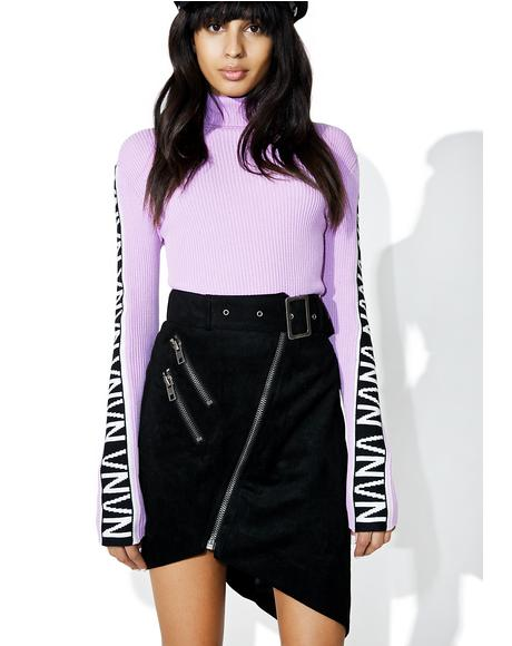 Stone Groove Skirt