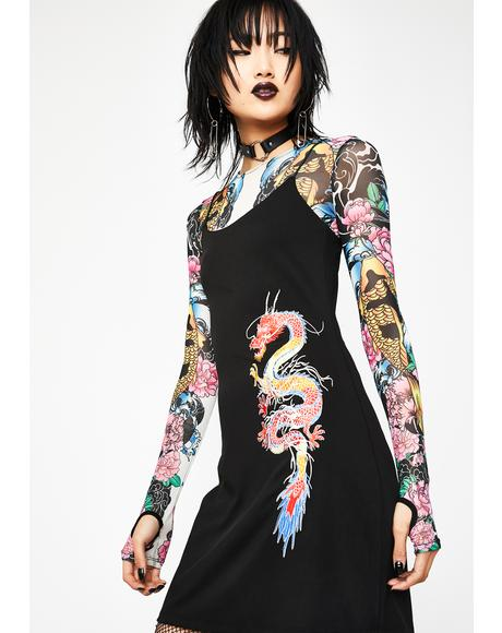 Urban Legend Dragon Dress