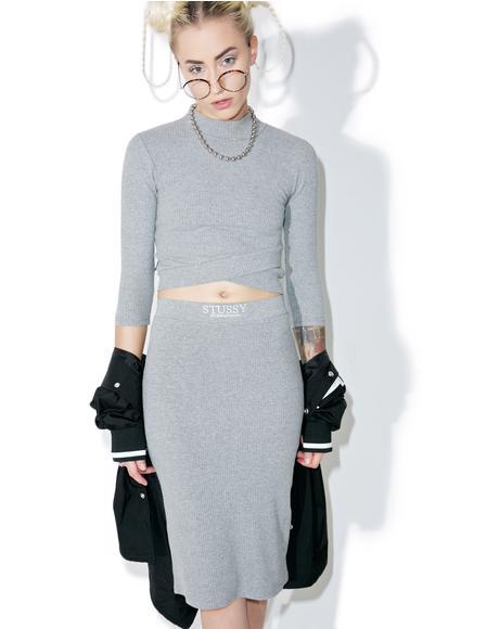 Lockwood Midi Skirt