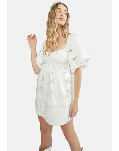 Evelyn Babydoll Dress