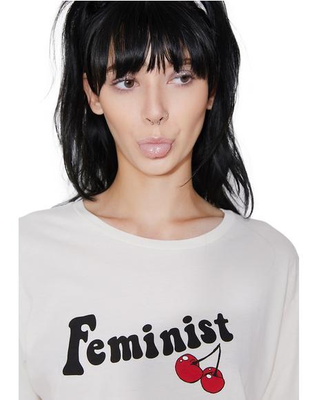 Feminist Crew Tee
