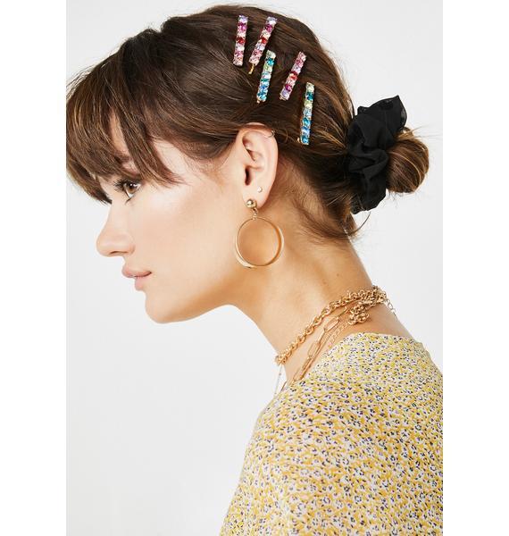 Trust In Luxe Gemstone Hair Pins