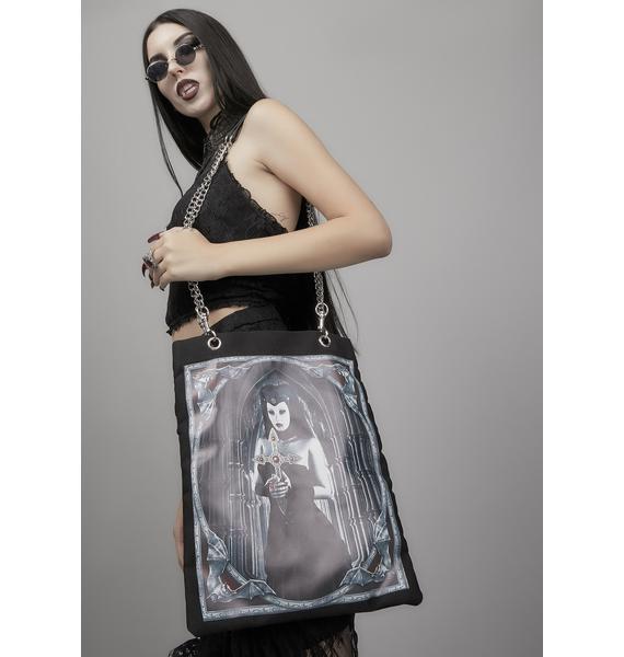 Widow Unholy Communion Tote Bag