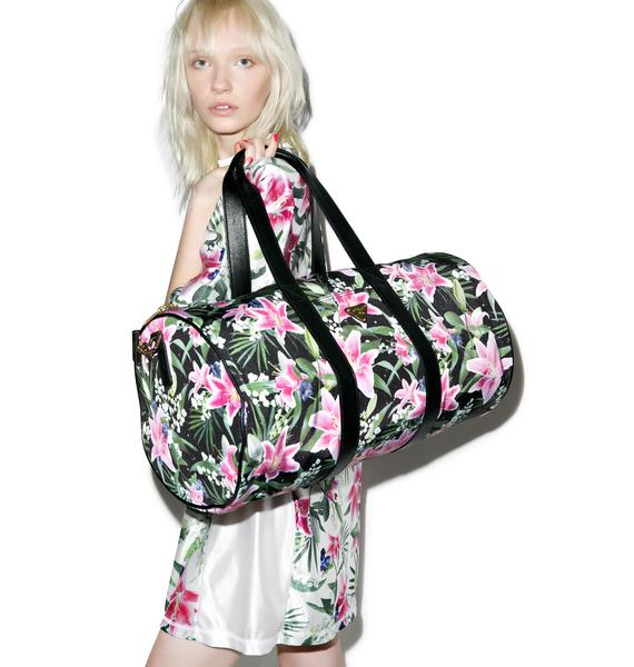 Joyrich Optical Garden Boston Bag