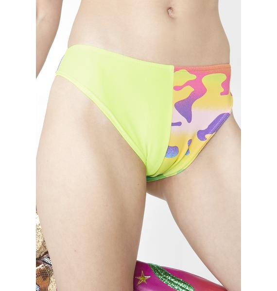Rolita Rave Couture Lover High Cut Bottoms