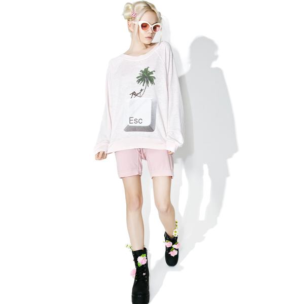 Wildfox Couture Escape Sommers Sweater