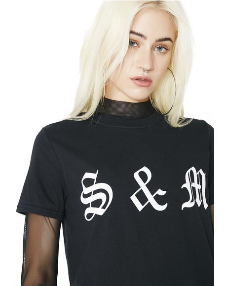 S&M Tee