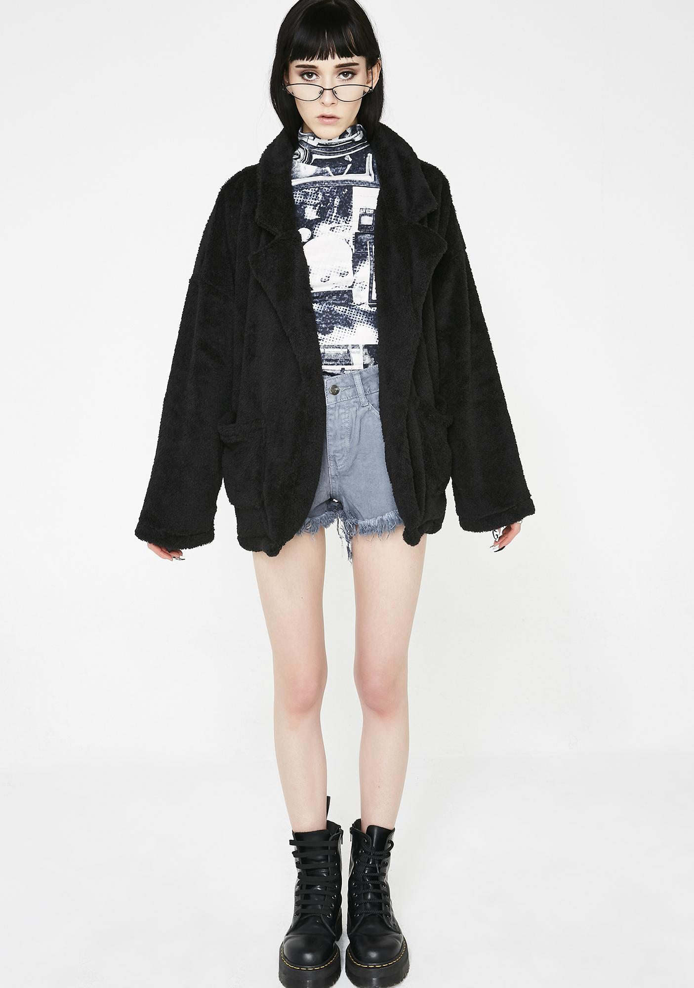 Midnight Some Type Of Way Jacket
