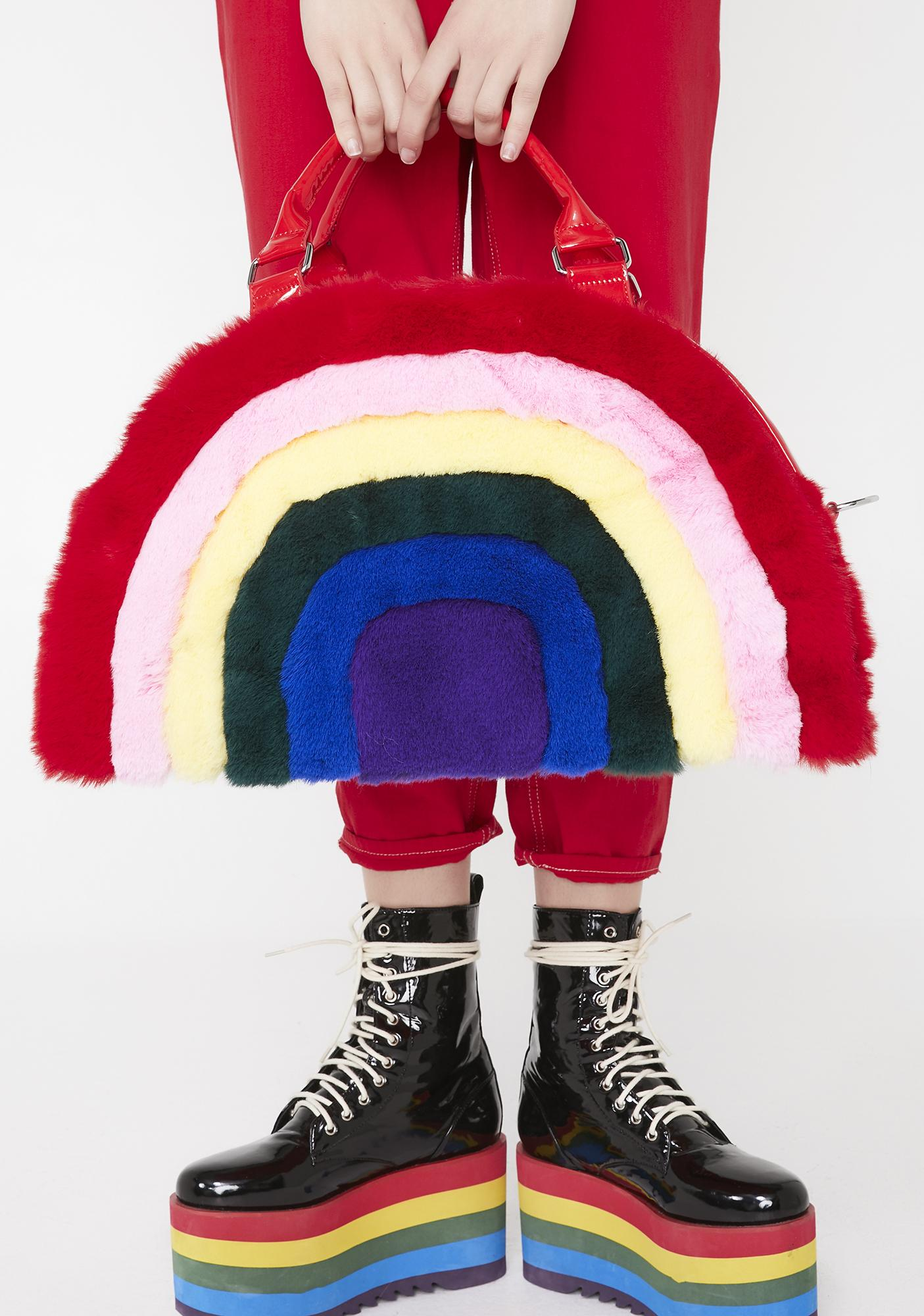 d3d41e58e6 Current Mood Rainbow Shagadelic Weekender