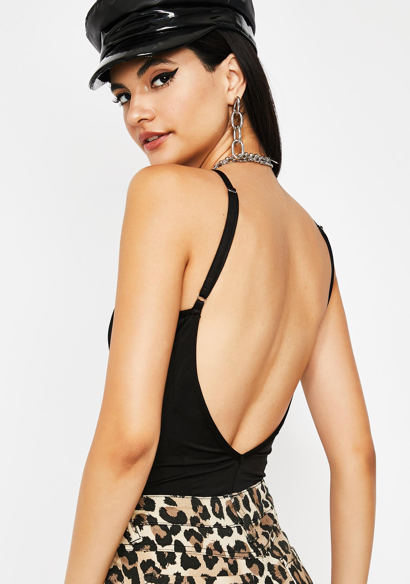 Out Tonight Cami Bodysuit