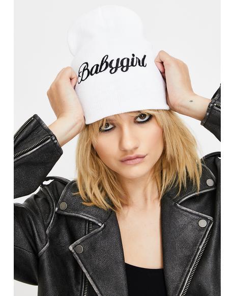 Forever Ur Babygirl Beanie