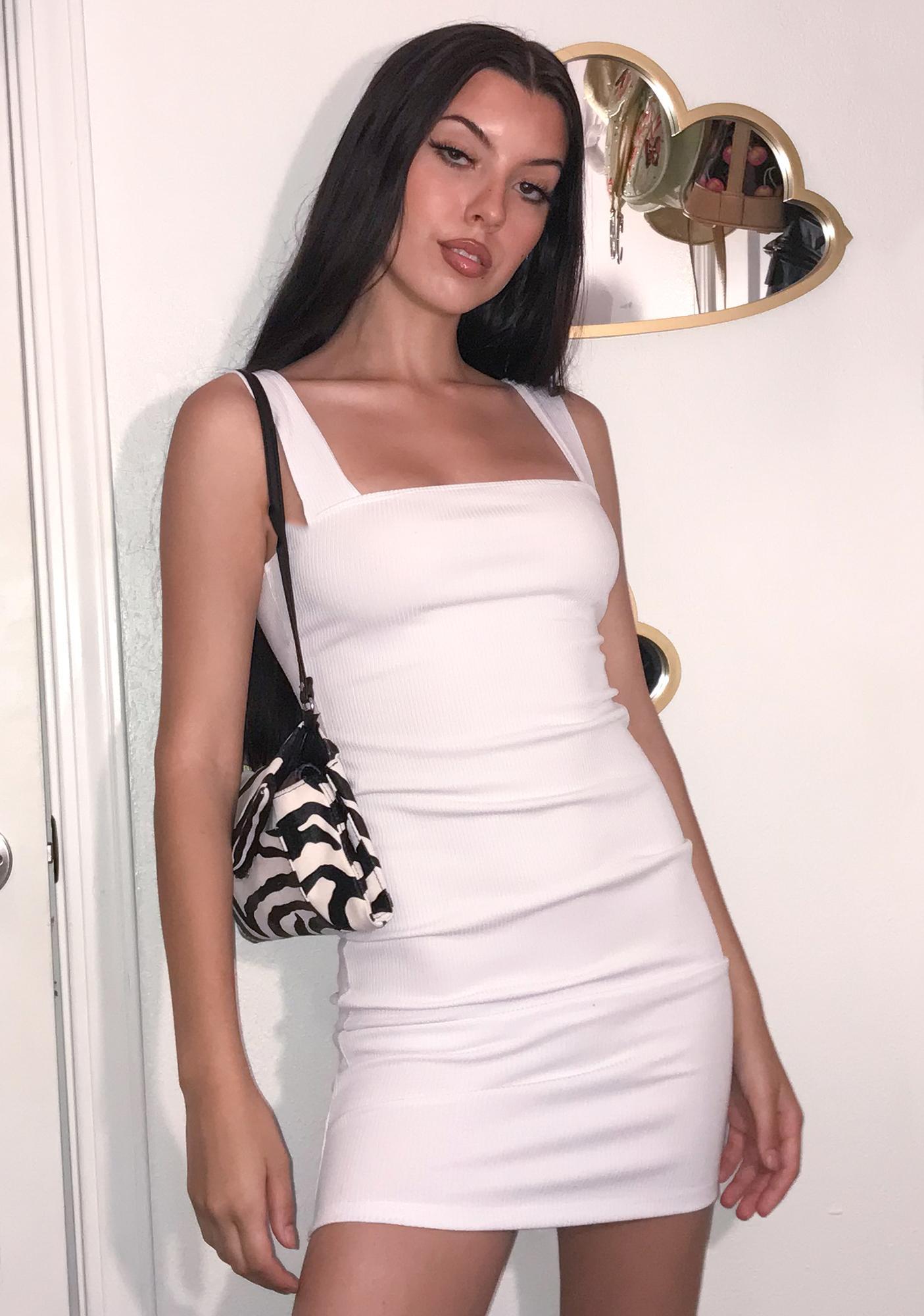 What Attitude Bodycon Dress