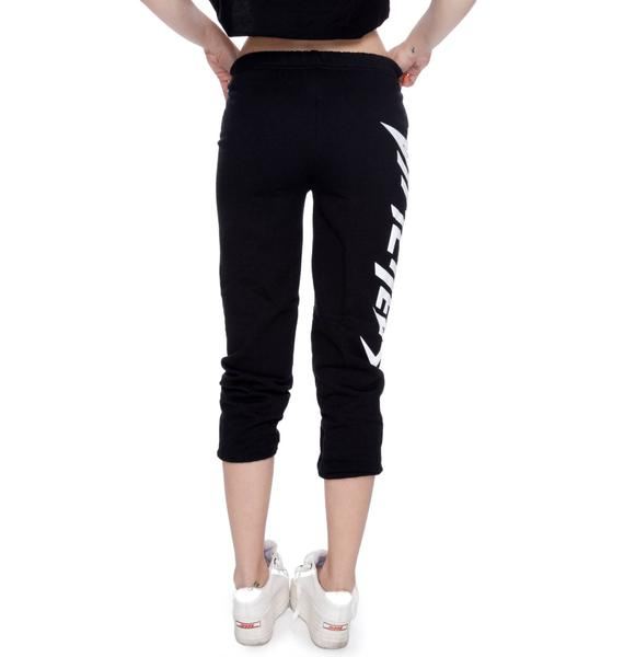 Dimepiece Stylized Logo Sweatpants