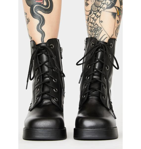 ROC Boots Australia Intent Ankle Boots