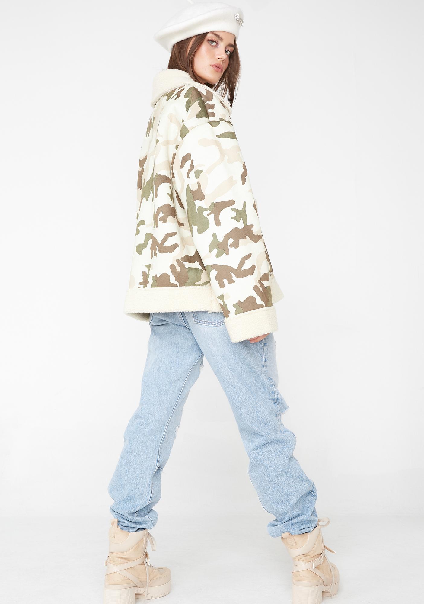 Tiger Mist Archird Jacket