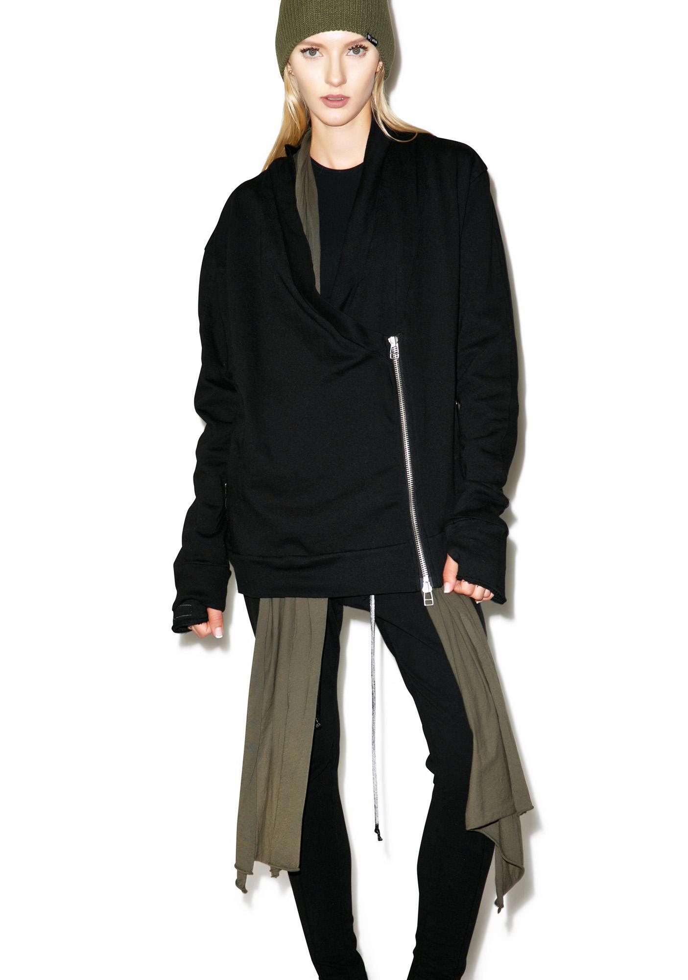 Knomadik Knomad Kimono Sweatshirt
