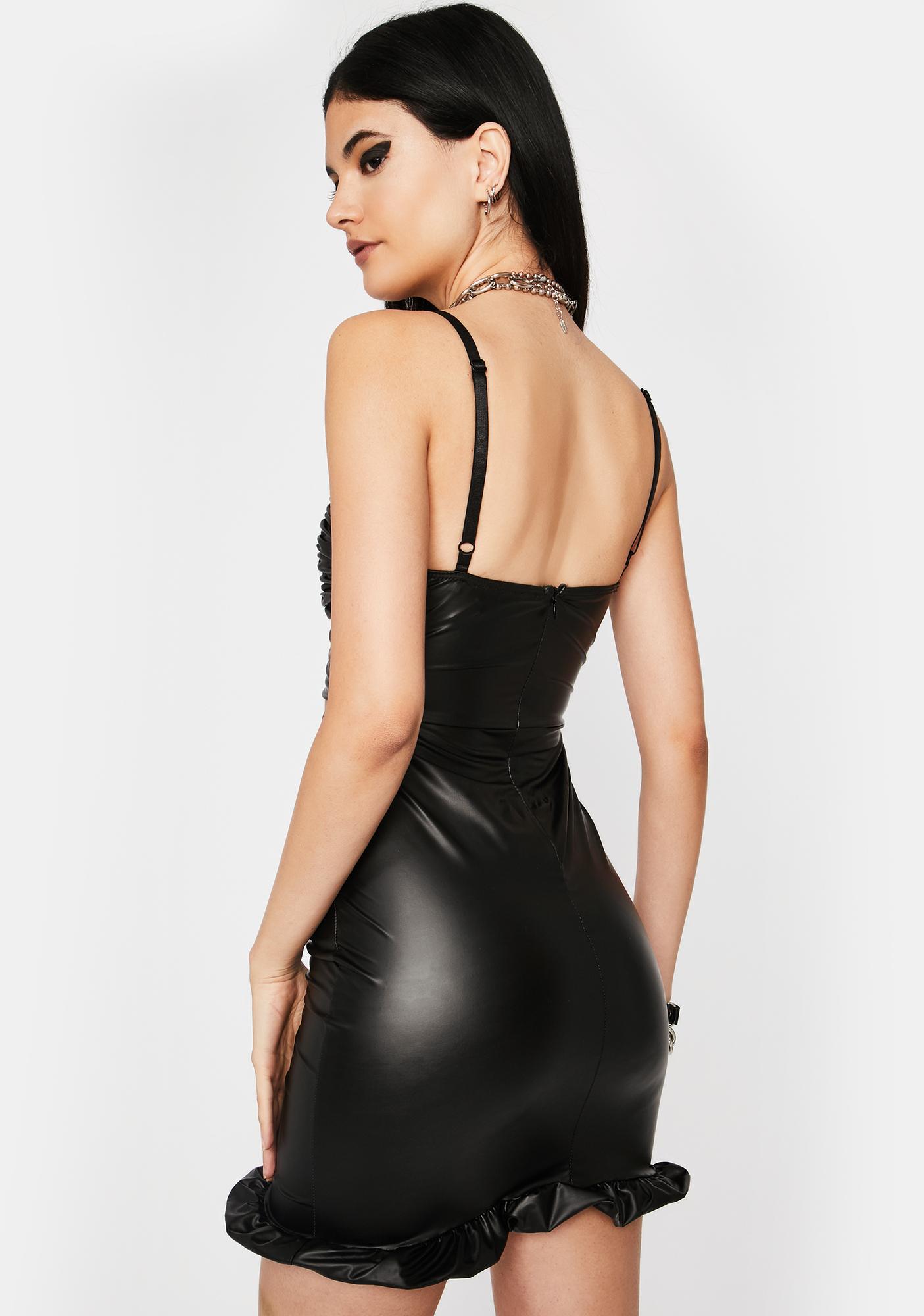 Dominatin' Desire Mini Dress