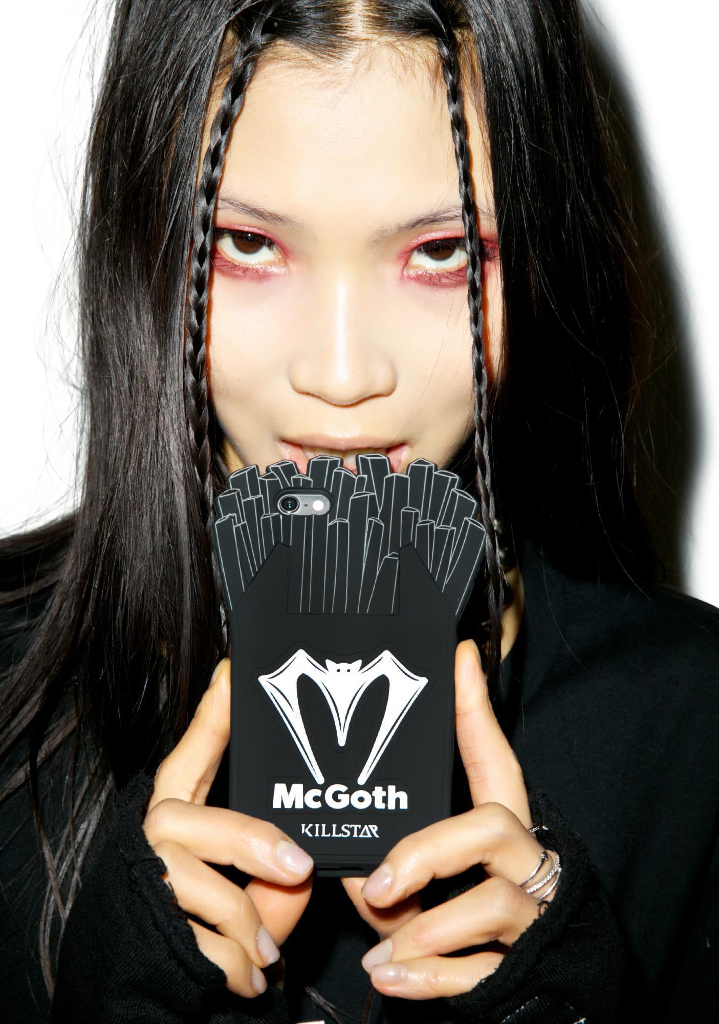 Killstar McGoth IPhone Case