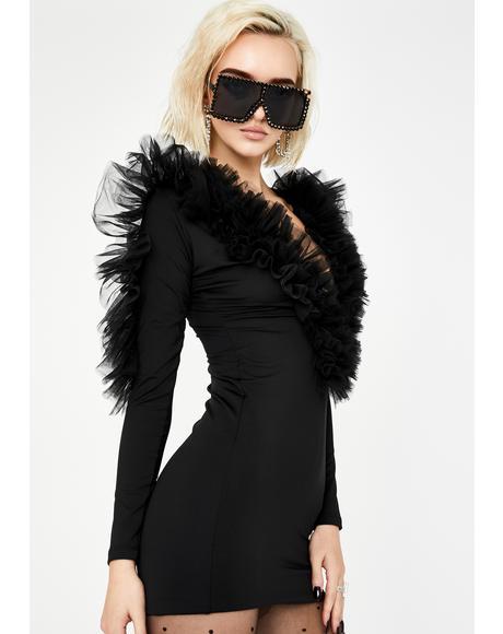 Intense Shade Mini Dress