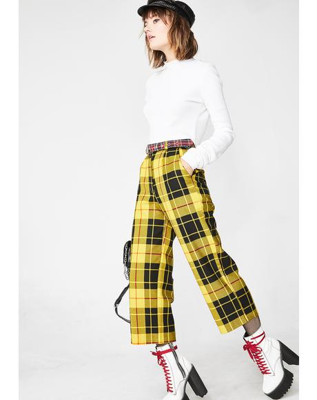Lydia Wide Leg Trousers