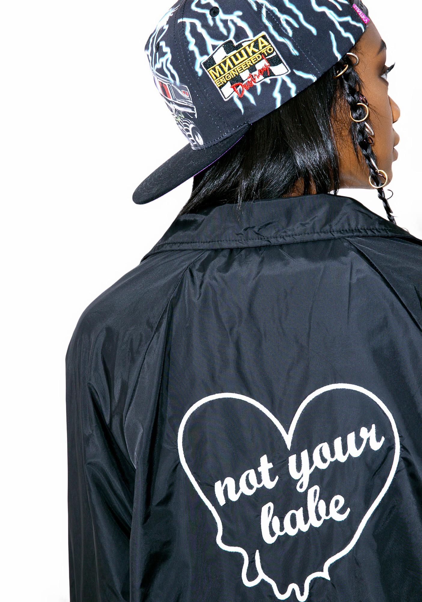 Not Yr Babe Jacket