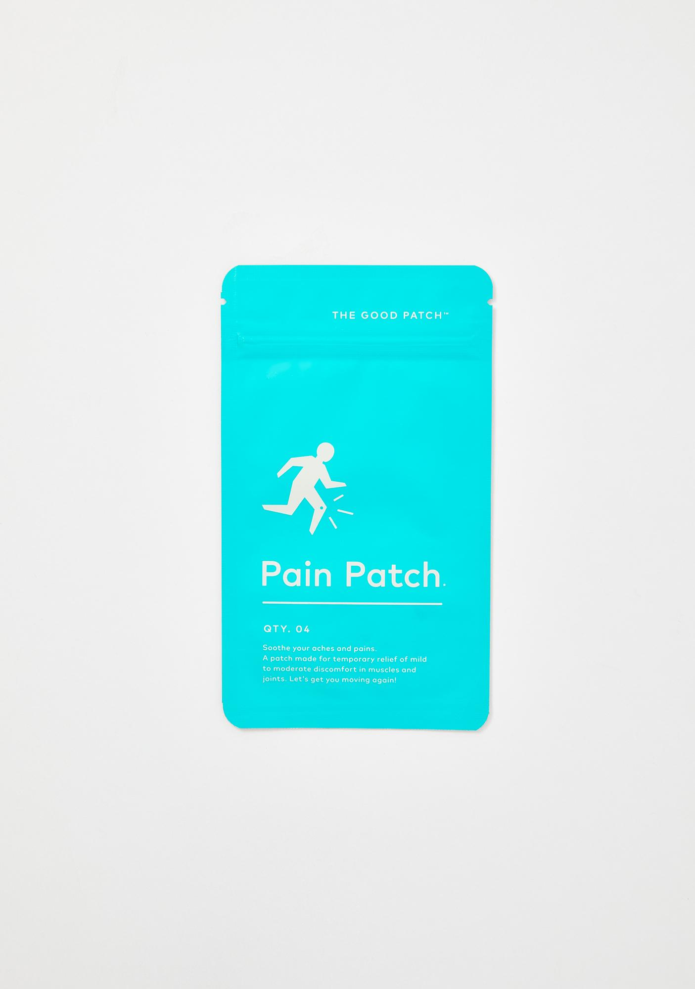 The Good Patch by La Mend Pain Plant-Infused Patches