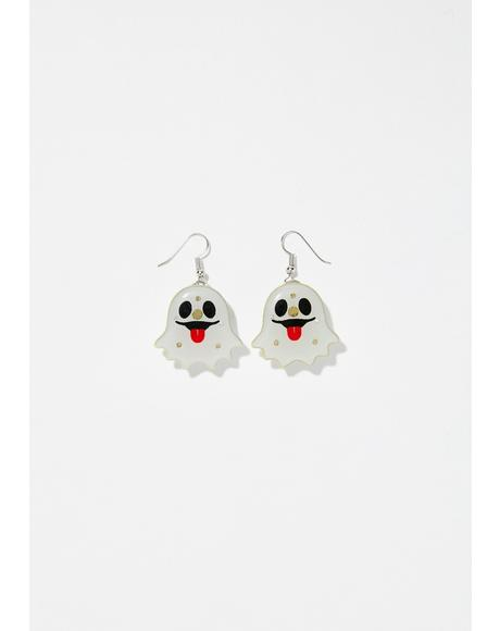Not Your Boo Light Up Earrings