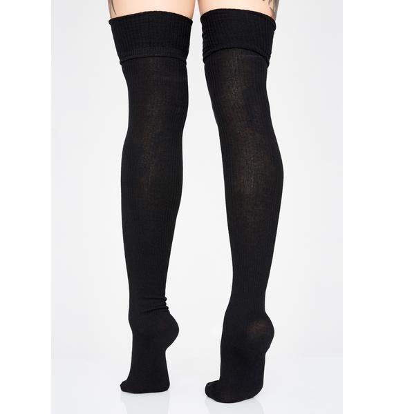 Killstar Zoey Long Socks