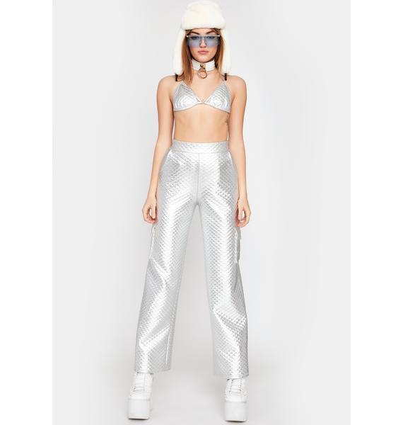 Chrome I Got This Pant Set