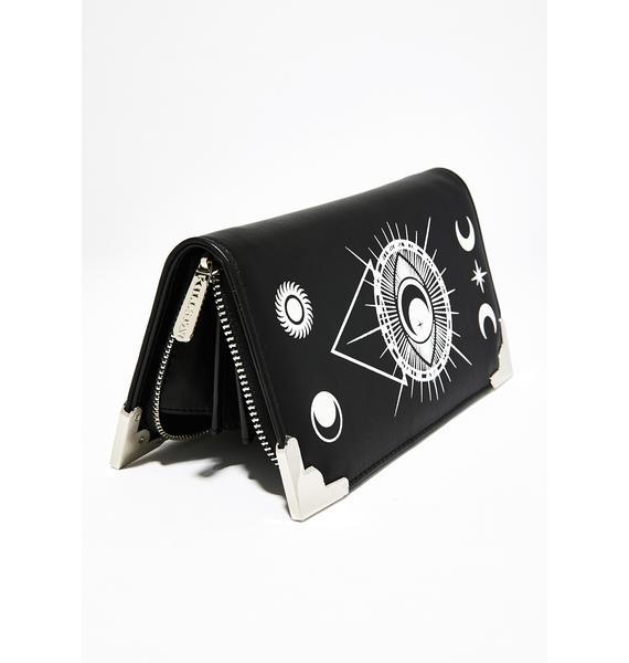 Killstar Astral Book Wallet