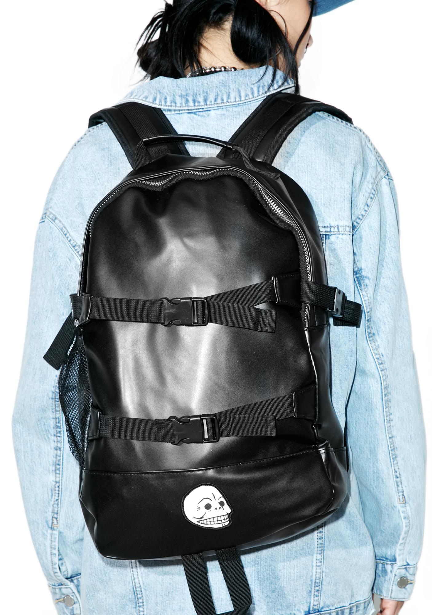 Cheap Monday Clasp Backpack