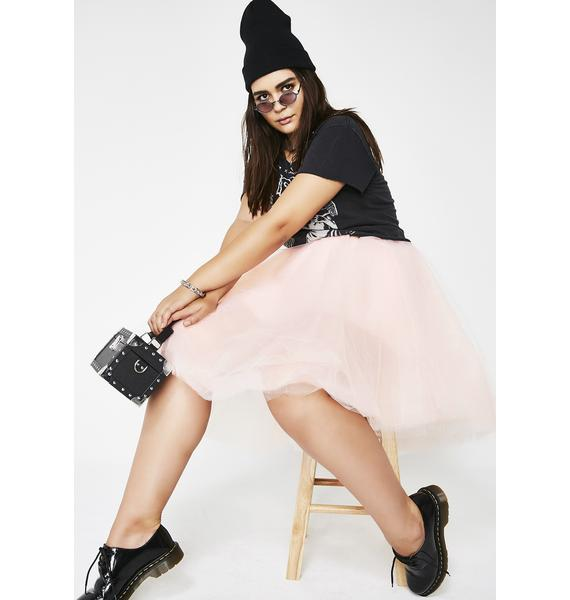 Picture Perfect Tulle Skirt