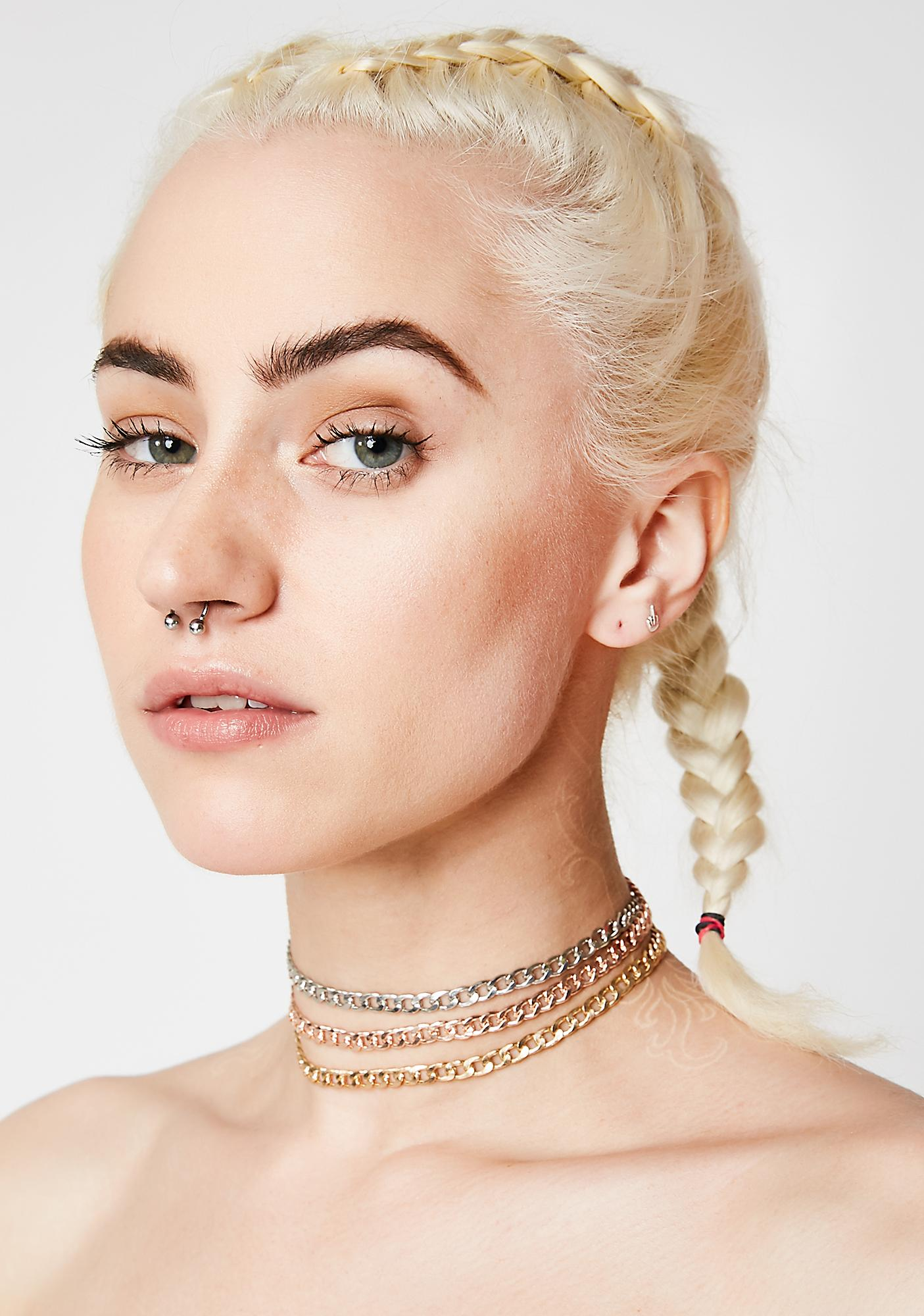 Chained Reaction Choker