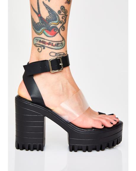 Ibiza Platform Heels