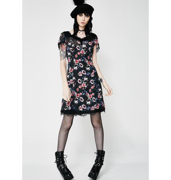 Hell Bunny Morgan Mini Dress