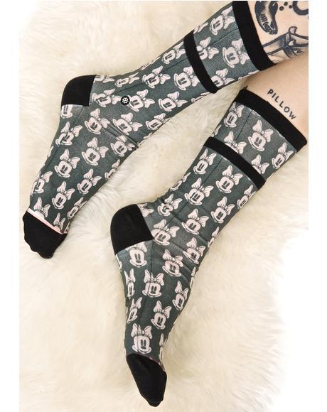 Mini Minnies Socks