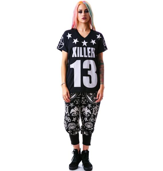 Killstar Killer Hockey Tee