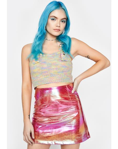 New Millennium Mini Skirt
