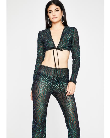 Slight Slayage Sequin Set