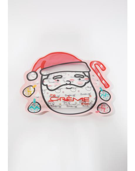 Ho Ho Ho Disposable Protective Face Masks