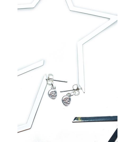 Cheap Monday Star Earrings